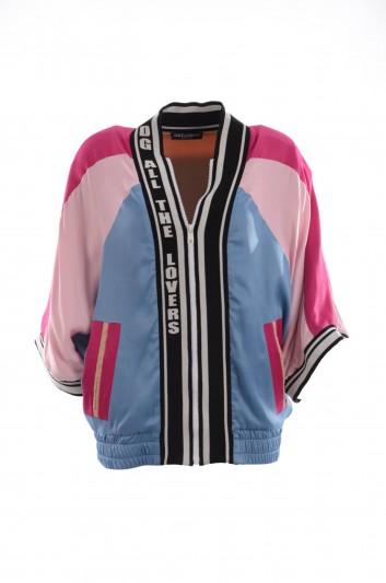 Dolce & Gabbana Women Sporty Jacket - F9C13T FUMX6