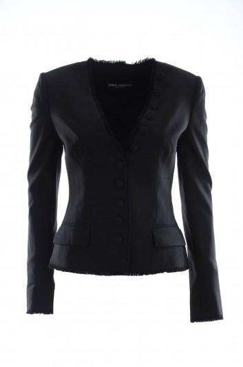 Dolce & Gabbana Women Jacket - F28F0T FUBAJ