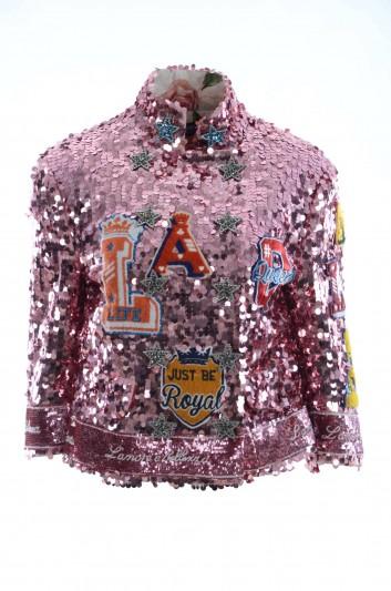Dolce & Gabbana Women Sequins Jacket - F28HRZ FLSA8