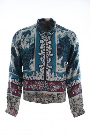 Dolce & Gabbana Chaqueta Seda Hombre - G9KN6T HH1G2