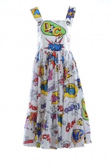 Dolce & Gabbana Women Long Dress - F6C7ET HS5CU