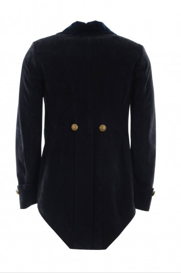 Dolce & Gabbana Blazer Piel Hombre - G2MK9L FULWF
