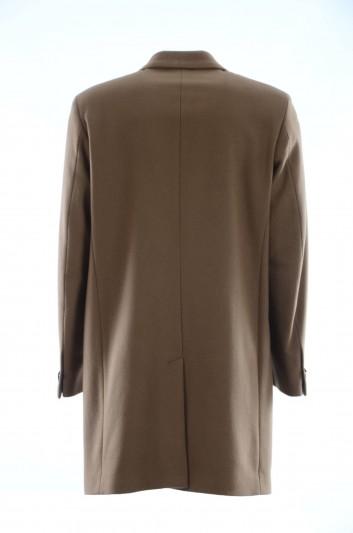 Dolce & Gabbana Abrigo Camel Largo Hombre - G018LT GEM74