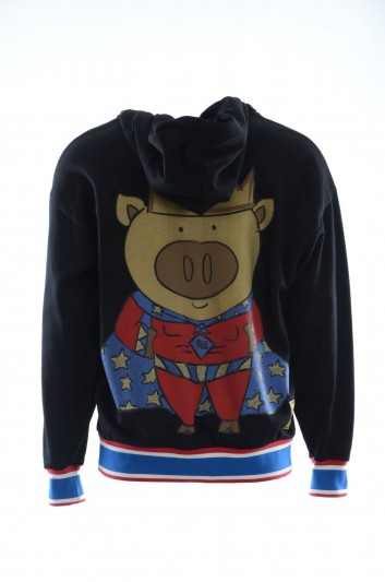 Dolce & Gabbana Men Goldenpig Sweatshirt - G9NG9T FU7DU