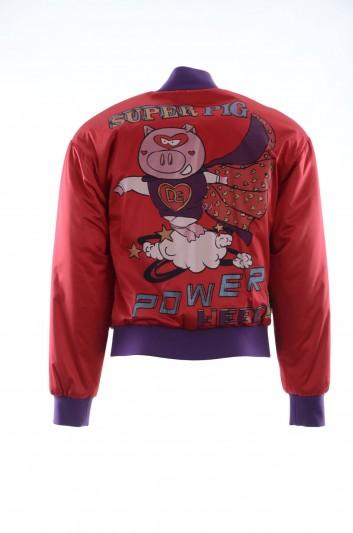 Dolce & Gabbana Chaqueta Superpig Hombre - G9NI2T FUM1R