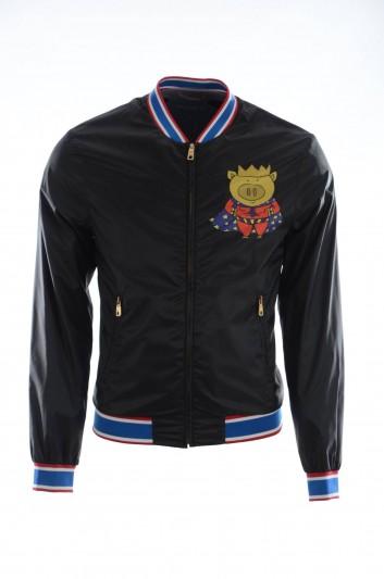 Dolce & Gabbana Chaqueta Goldenpig Hombre - G9NC7T HHMCS