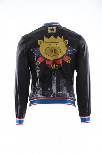 Dolce & Gabbana Men Jacket Goldenpig - G9NC7T HHMCS