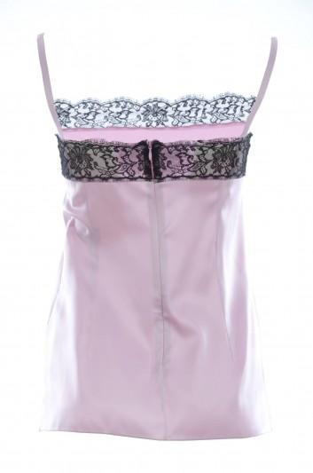 Dolce & Gabbana Women Silk Top - F71K3T FURAG