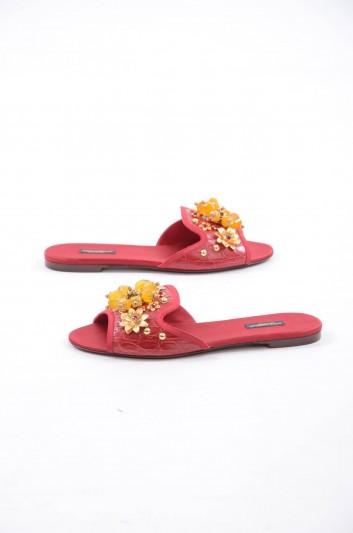 Dolce & Gabbana Women Jewel Slides - CQ0022 A2I65