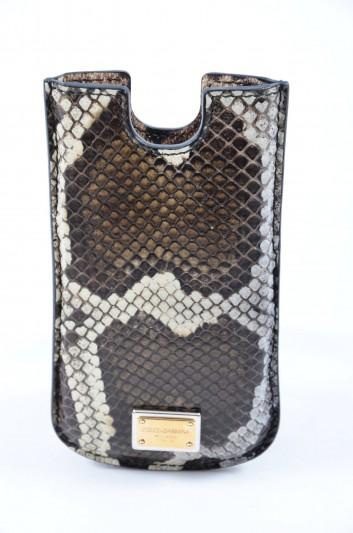 Dolce & Gabbana Funda Iphone 5/5S Placa Mujer - BI0537 A2026