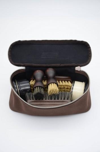 Dolce & Gabbana Neceser de Piel con Cepillos Hombre - BP2019 A4059
