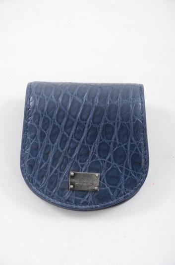 Dolce & Gabbana Men Leather Bifold Wallet - BP2502 B2DF3