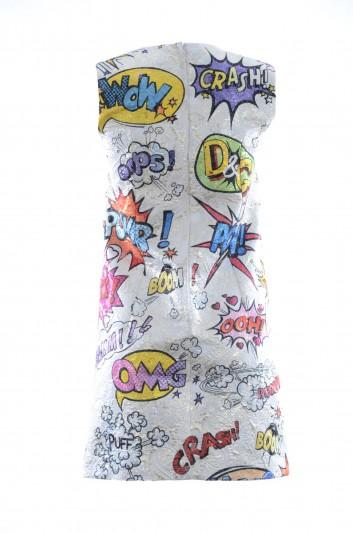 Dolce & Gabbana Women Comic Dress - F6B6WT HSMUZ