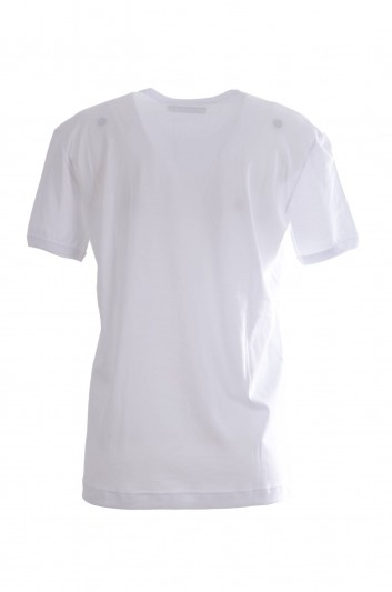Dolce & Gabbana Camiseta Manga Corta Mujer - F8J43Z G7QUL