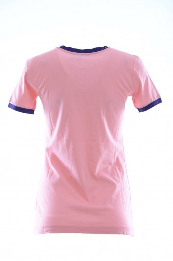 Dolce & Gabbana Women Short Sleeves T-shirt - F8H32T G7RDL