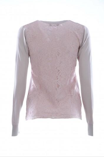 Dolce & Gabbana Cardigan Seda Mujer - FRC18K F88AX
