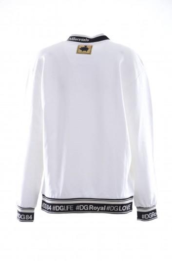 Dolce & Gabbana Sudadera Cerdita Mujer - F9E03T G7RWG