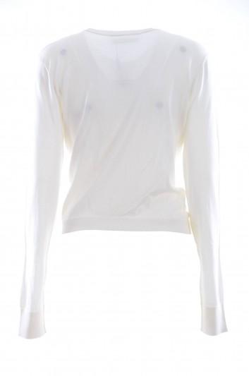 Dolce & Gabbana Cardigan Seda Mujer - FQC04K F73AV