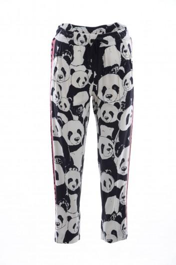 Dolce & Gabbana Men Pandas Sport Trousers - I3540W FSRJ8