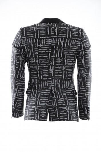 Dolce & Gabbana Men 1 Button Suit Jacket - G2JP9Z GEG03
