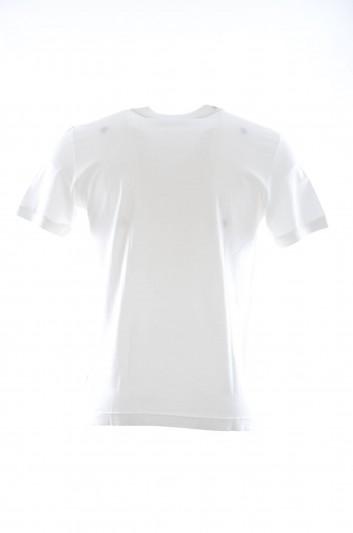 Dolce & Gabbana Men Short Sleeves T-shirt - G8HP5T HP74H