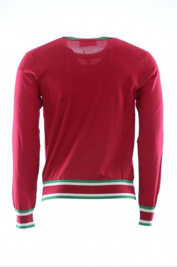 Dolce & Gabbana Jersey Cuello Redondo Hombre - GX397T JAMPS
