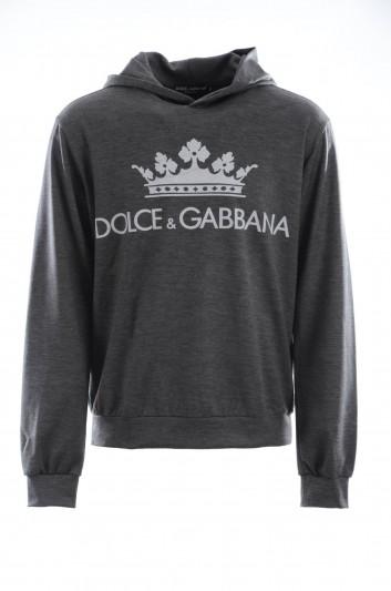 Dolce & Gabbana Men Hooded Sweatshirt - G9JQ3T G7WCI