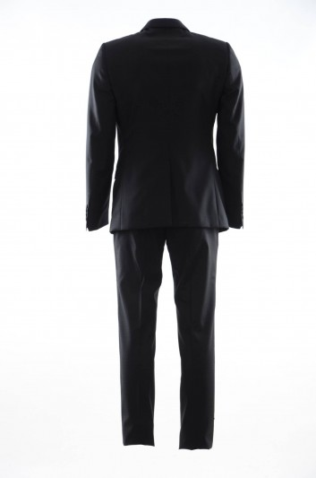 Dolce & Gabbana Men Wool 1 Button Suit - GK89MT FJ2A8