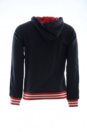Dolce & Gabbana Men Hooded Sweatshirt - G9NC4T HH7FH