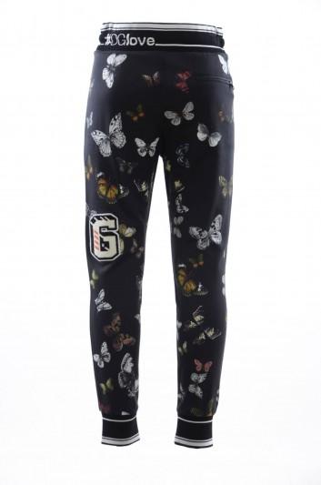 Dolce & Gabbana Men  Butterflies Sport Trousers - GY7PAZ G7MVX