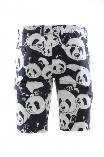Dolce & Gabbana Men Pandas Bermuda - IY6GMT FSFH5