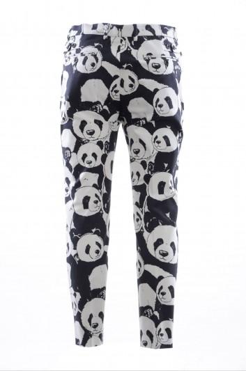 Dolce & Gabbana Pantalón Pandas Hombre - IY6IET FSFH5