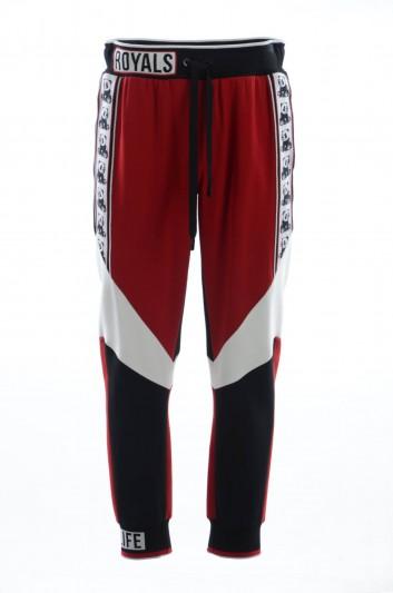 Dolce & Gabbana Pantalón Sport Hombre - I3631Z G7QWC