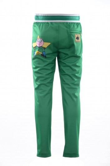 Dolce & Gabbana Pantalón Sport Hombre - I3627M HH7FO
