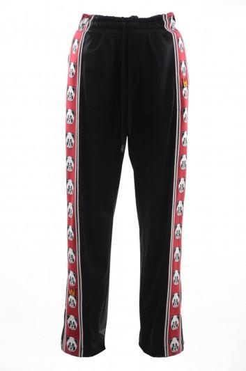 Dolce & Gabbana Men Pandas Sport Trousers - I3629Z G7QWF