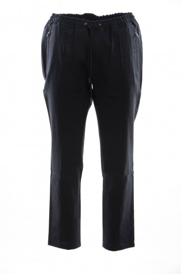 Dolce & Gabbana Men Linen Trousers - GW0LET FB4AW