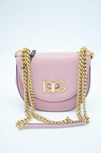 Dolce & Gabbana Women Leather Shoulder Bag - BB6433 AN185