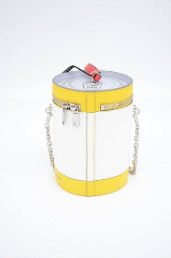 Dolce & Gabbana Women Leather Amore Can Mini Bag - BB6600 AU619