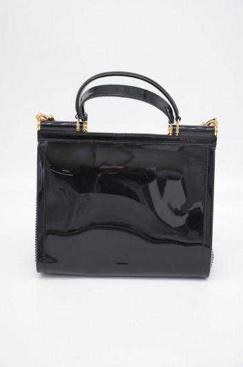 Dolce & Gabbana Women Transparent Sicily Bag - BB6235 AU698