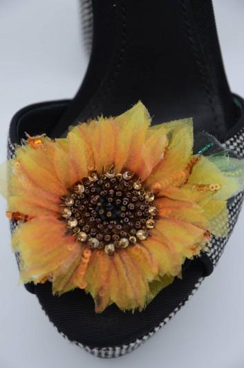 Dolce & Gabbana Zapatos Tacón Plataforma Mujer - CR0847 AA354