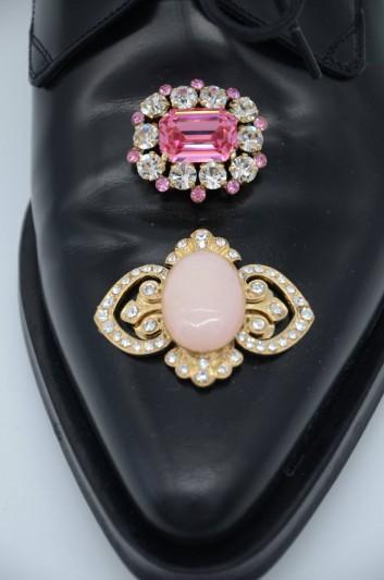 Dolce & Gabbana Women Jewels Lace-Up Shoes - CN0068 AJ532