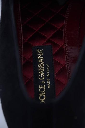 Dolce & Gabbana Men Suede Loafers - CA6621 AC125