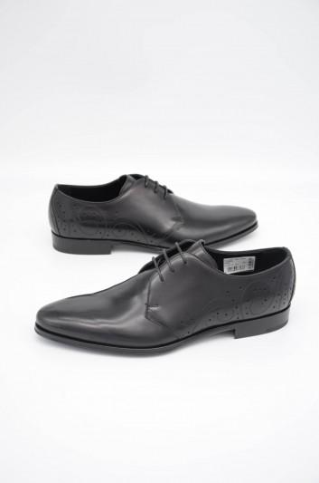 Dolce & Gabbana Zapatos Vestir Cordones Hombre - A10451 AZ631