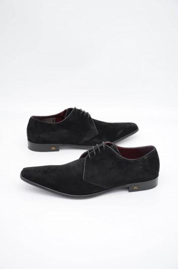 Dolce & Gabbana Men Derby Shoes - A10476 AA415