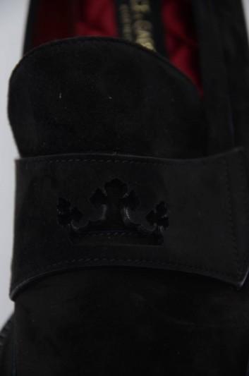 Dolce & Gabbana Men Winkle Picker Shoes - A50317 AA415