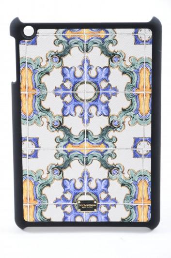 Dolce & Gabbana Funda Ipad Mini Placa Estampado Maiolica Mujer - BI2021 A1802