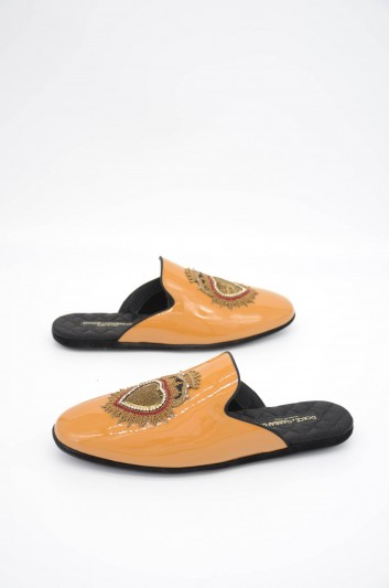 Dolce & Gabbana Men House Slippers - A80128 AA424