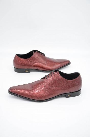 Dolce & Gabbana Zapatos Cordones Hombre - A10473 AA579