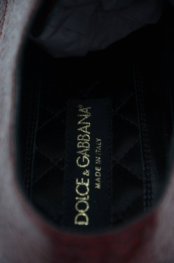 Dolce & Gabbana Men Derby Shoes - A10473 AA579