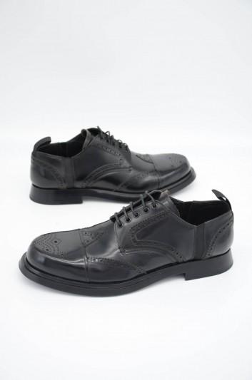 Dolce & Gabbana Men Derbies Shoes - A10469 A1203